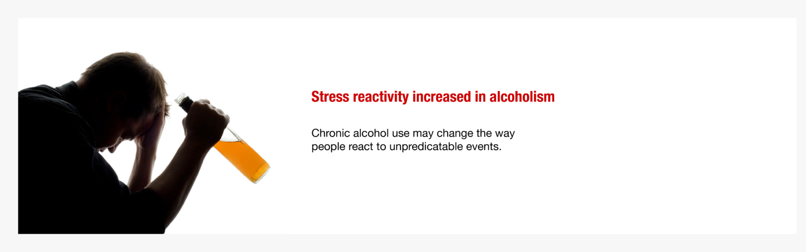 stress and alcohol